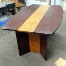 Handmade Mahogany Table