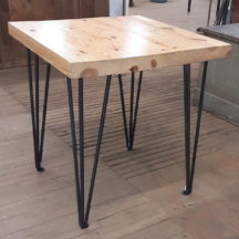 Handmade Steel Table Legs